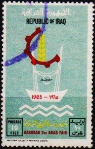 Iraq. 1965 10f  S.G.697 Fine Used