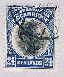 Mozambique Company 155 Used Native (BP2586)