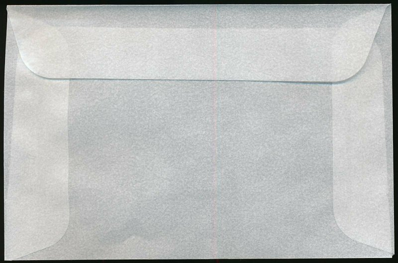 100 count - Glassine Envelopes #2 - ACID FREE - 2 5/16 x 3 5/8