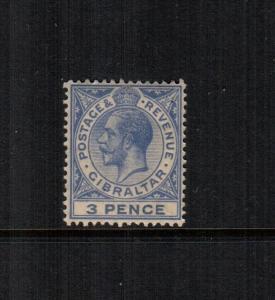 Gibraltar 81 MNH cat $5.50
