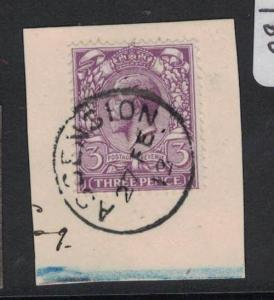 Ascension Island GB Used Abroad SG Z44 VFU (2drt)