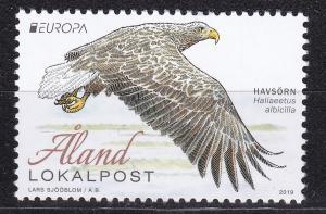 Aland, Fauna, Birds, EUROPA MNH / 2019