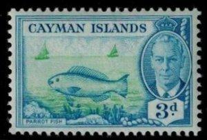 Cayman Islands 128 MNH VF Bright color
