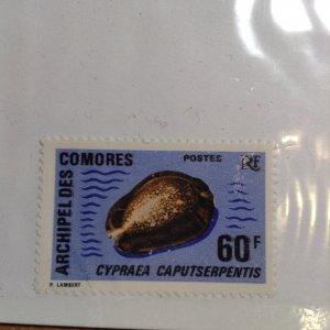 Comoro Islands  # 103  MNH