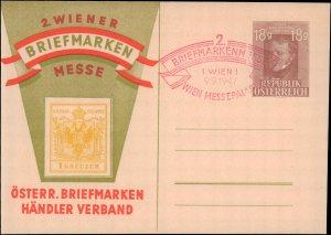 Austria, Government Postal Card