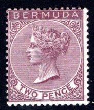 BERMUDA #21, mint, F   ...   0650419