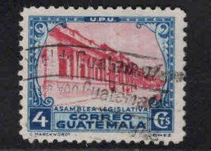 Guatemala  Scott 276  used
