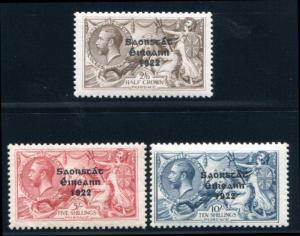 Ireland 77-79 Mint LH
