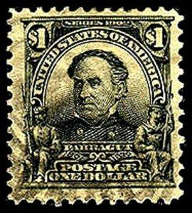 U.S. 1902-03 ISSUE 311  Used (ID # 43830)