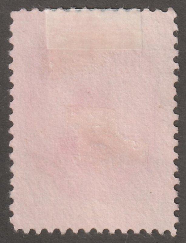 Persian stamp, Scott#498, used, 10Kr, great postmark, 1911,  #ed-115