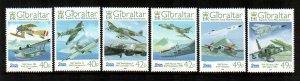 Gibraltar #1135-1140  MNH  Scott $17.50