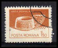 Romania Used Fine D36973