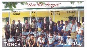 Tonga #1184  MNH CV $9.50 (Z9532)