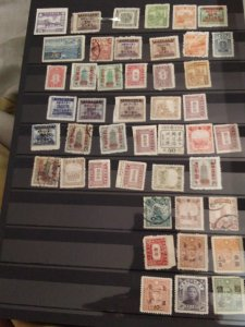 China/Taiwan stamp lot