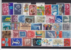 United Nations Stamps Ref 15730