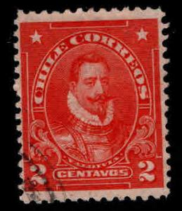 Chile Scott 99 Used 1911 stamp