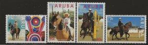 ARUBA  SC #  118 - 21    MNH