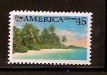 #C127 America Single Mint NH