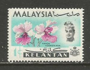 Malaya-Kelantan   #91  MLH  (1965)  c.v. $0.35