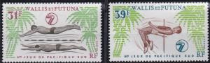 Wallis and Futuna 238-239 MNH (1979)
