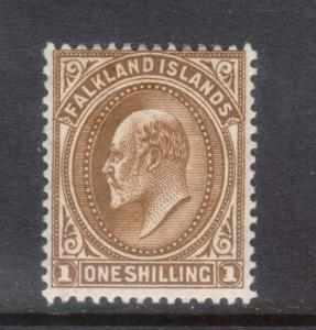 Falkland Islands #27 Mint