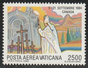 Vatican City #C81 MNH Single Stamp cv $4