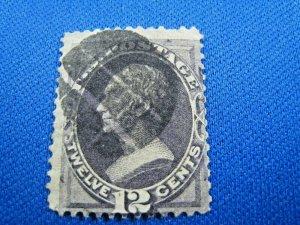 UNITED STATES, 1870 SCOTT #151 -  USED
