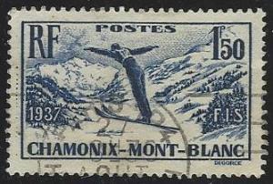 France #322 Used (U3)