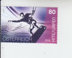 2018 Austria Kitesurfing  (Scott 2728) MNH
