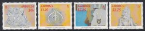970-73 Fountain Cavern Carvings MNH