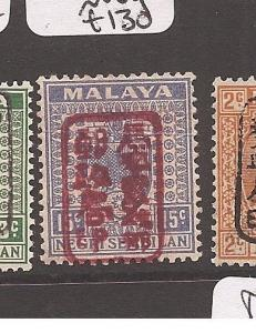 Malaya Jap Oc Negri Sembilan SG J169a MOG (5ayo)