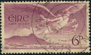 IRLANDE / IRELAND / EIRE 1951 AERPHORT NA SIONAINNE (Shannon Airport) on SG142