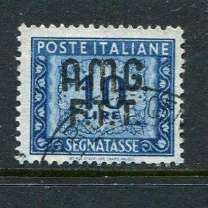 Trieste Zone A (Italy) #J13 Used