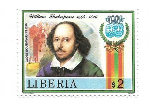 Liberia 1987 - Mint NH - Scott #1060H