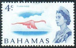 Bahamas 1967 4c Flamingo MH