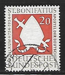 Germany - Scott #724 - F-VF - Used (Used)
