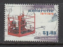 AAT SC# L105  1997 Sea Ice Research used