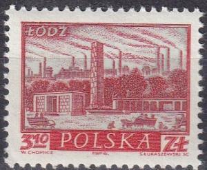 Poland #964  MNH