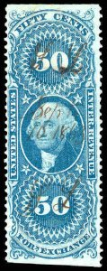U.S. REV. FIRST ISSUE R56b  Used (ID # 84610)