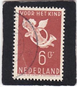Netherlands,  #   B - 92     used