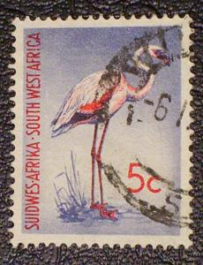 South West Africa Scott #273 used