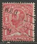 GREAT BRITAIN 152 VFU P40
