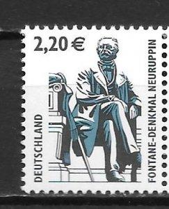Germany 2210 E2.20 Historic Sites part set MNH