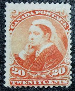 CANADA 46 MNH F+Fresh & Bright