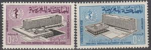 Morocco #142-3 MNH F-VF (V1424L)