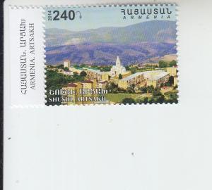 2014 Armenia Nagorno,-Karabakh (Scott NA) MNH