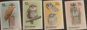 A) 1987, ZIMBABWE, OWLS, MOCHELO FROM EL CABO, PEARL BACKPACK, AUTILLO CARIBLANC