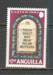 ANGUILLA Sc# 534 MNH FVF Easter