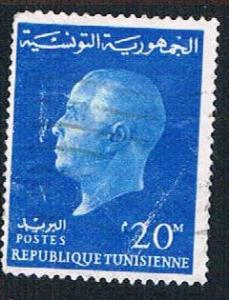 Tunisia 426 Used Habib Bourguiba (BP7123)