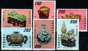 China #1592-7  MNH CV $14.35 (X9557)